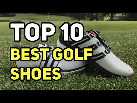Best Golf Shoes 2020 – Latest Reviews of Top 10 Best Golf Shoes