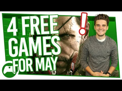 4 Free Games Every Xbox LIve Gold Subscriber Must Play In May