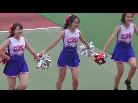【4K】 中学生 チアダンス