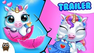 My Baby Unicorn 2 🌈 Coming Soon 🌈 TutoTOONS Cartoons & Games for Kids