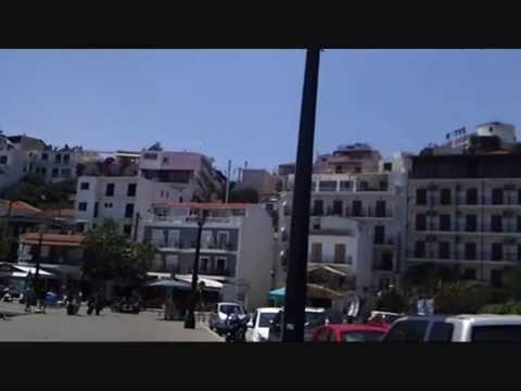 Skiathos Town  - 9th July 2015