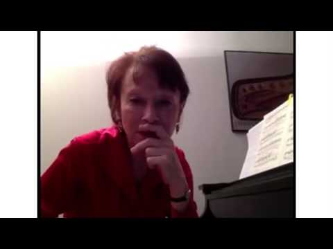 Edna Golandsky decodes excerpts from Chopin Etude Op. 25 no 6 and also Op. 25 no 1 (Skype lecture)