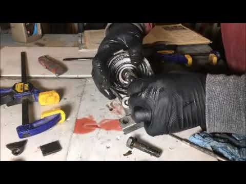 DIY Repair to a 1956 Mercury Merc-o-Matic Gearbox