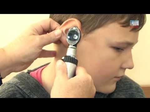 Педиатры Детской поликлиники №1 получили приборы для ранней диагностики отитов