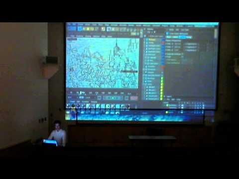 ABOSG February 2013  Marc Gilpin  Integrating Cinema 4D with After Effects