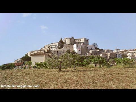 GESUALDO (Avellino-Irpinia-Italy) - TOUR COMPLETO con Volo dell'Angelo -Viaggio nei Paesi d'Irpinia-