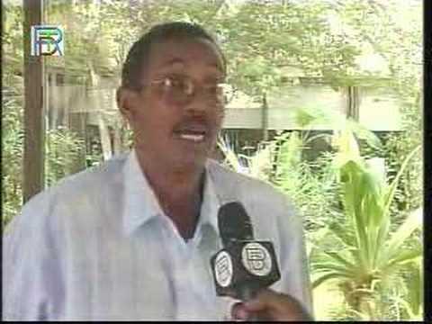 Radio and TV Djibouti - Journal en Somali November 29, 2007
