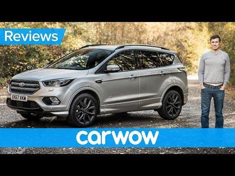 Ford Kuga 2018 SUV in-depth review | carwow Reviews
