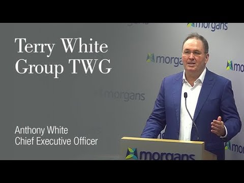 Terry White Group (TWG): Anthony White, Chief Executive Officer