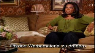 Oprah remembers Michael Jackson Part- 1/3 -Mit Deutschem Untertitel