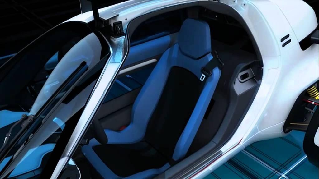 Volkswagen Nils Concept Promo Youtube