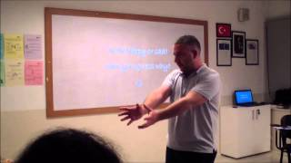 International House Izmir - CELTA Demo Lesson - Intermediate Listening