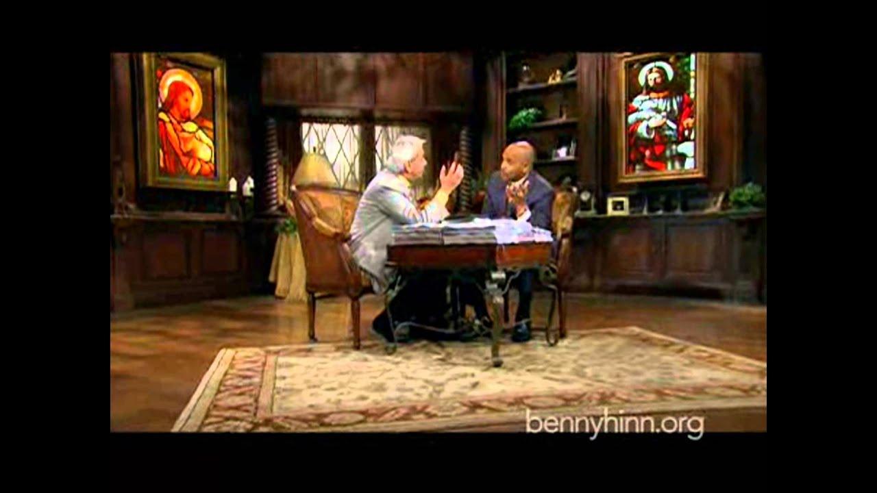 Benny Hinn - Spiritual Warfare, Part 1