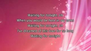 Jennifer Lopez - Waiting For Tonight, Lyrics In Video