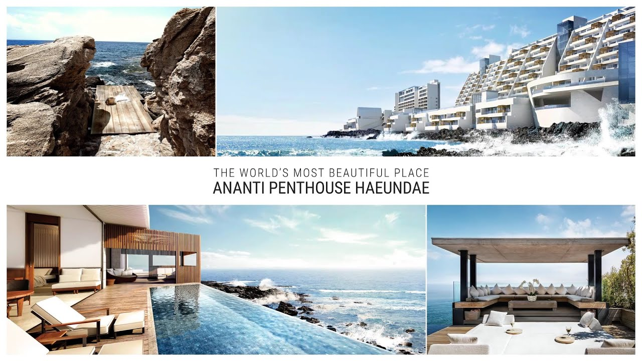 GLANCE AT THE ANANTI PENTHOUSE
