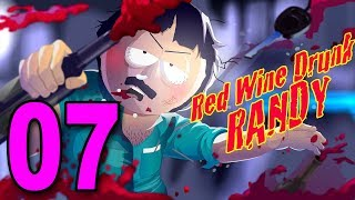 RED WINE RANDY BOSS BATTLE - South Park: The Fractured But Whole (Part 7)