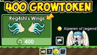 Buying My Dream Growtoken Items For 400 Token!! (Easy Token) | GrowTopia
