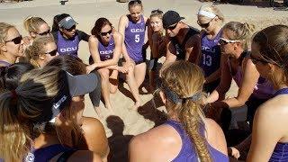 GCU Beach Volleyball 2018 Promo