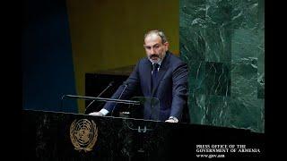 Վարչապետը ներկա է գտնվել ՄԱԿ-ի ԳԱ 73-րդ նստաշրջանի քննարկումների բացմանը