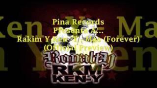 Mas - Rakim Y Ken -Y - Forever (Official Preview)(Exclusivo Jowelsantana 2010)