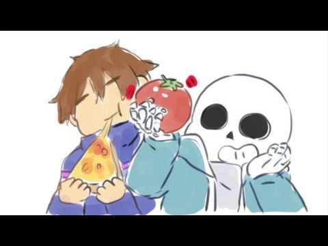 The delicious tomato song [SansUTAU]