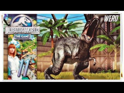 Jurassic World - The Game ► Tiranotitã   EP 11