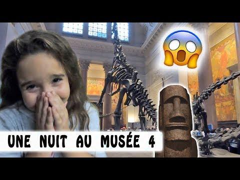 ON PASSE UNE NUIT AU MUSÉE
