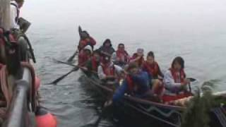 "Makah Tribal Journeys ""Paddle to Lummi 2007"""