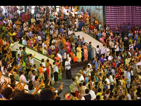 World Harvest Centre - Fijian Service - Praise & Worship