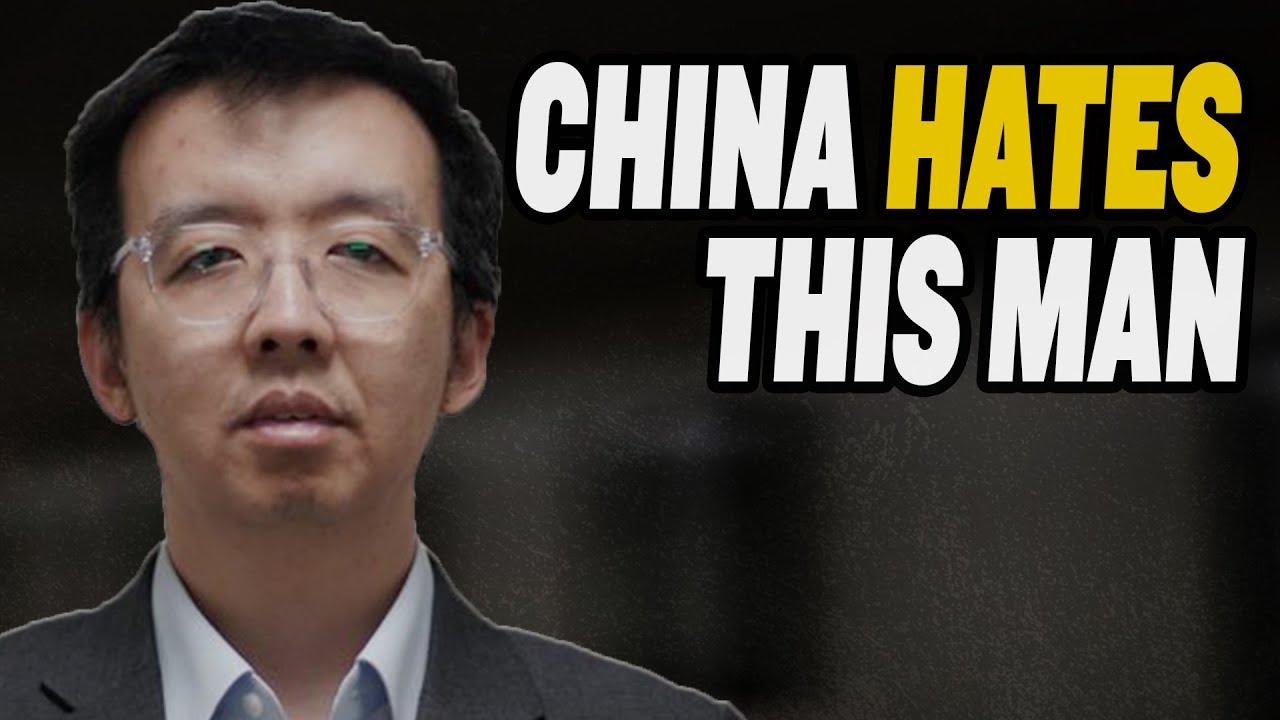 The American China HATES   Hong Kong Activist Samuel Chu