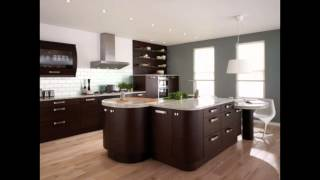 33 Cool Kitchen Pantry Design Ideas, Contemporary Kitchen Island Design Ideas