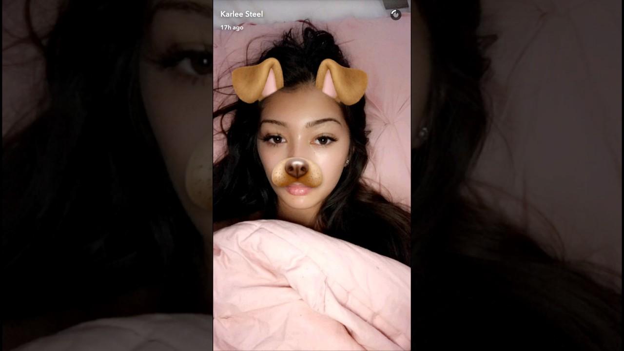 Karlee Steel Snapchat