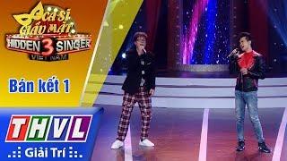 THVL | Ca sĩ giấu mặt 2017 - Tập 16[9]: Bùi Anh Tuấn song ca cùng Tuấn Phương