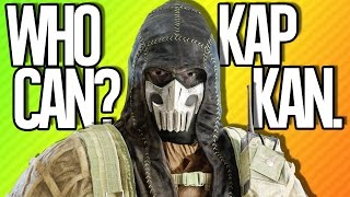 WHO CAN? KAPKAN. | Rainbow Six Siege