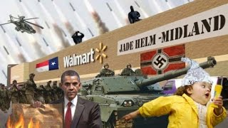 Jade Helm Ends, Not With a Hostile Takeover, But a Whimper