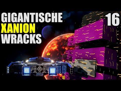 Avorion #16 Gigantische Xanion Wracks | Deutsch