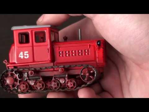 видео: Тракторы, история, люди, машины,  окраска и доводка Дт 54