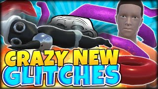 out of the map secret city insane new glitches in the update who s your daddy funny moments 53
