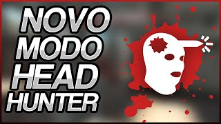 Point Blank - NOVO MODO HEAD HUNTER !