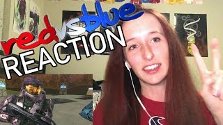 TUCKER IS PREGNANT??? Red Vs Blue Season 4 Episode 75-77 Finale REACTION