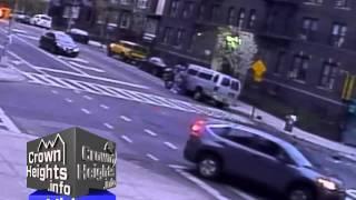 Dollar Van Collides with Truck in Brooklyn, Passengers Flee