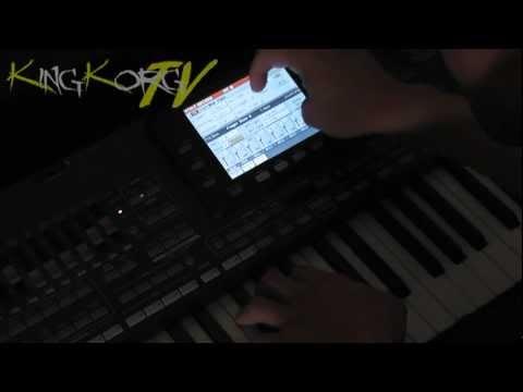 King Korg User Style Making Tutorial Part1 (1 Deo) Pravljenje Ritmova Pa3x