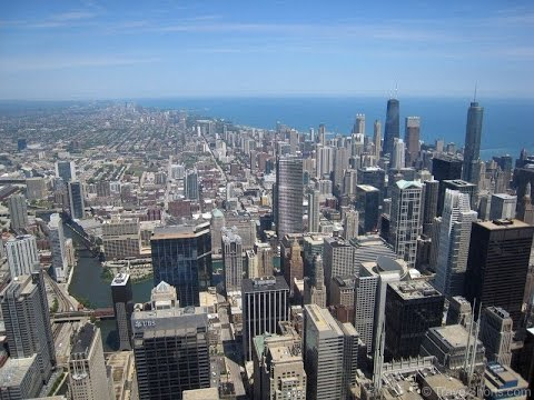 Willis Tower (Sears Tower) in Chicago, Illinois