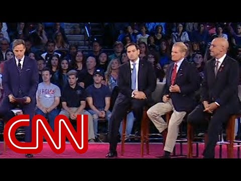 CNN town hall in wake of Florida school shooting