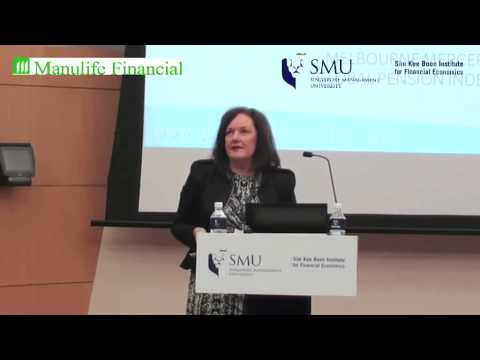 SKBI - Centre for Silver Security Conference 2013: Retirement Readiness (Part 1)