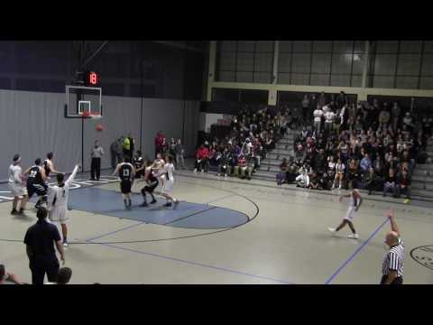 Boys Basketball Winthrop vs Medford