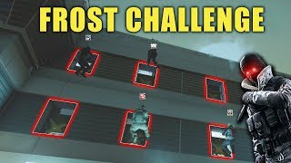 THE SALTY FROST CHALLENGE! - Rainbow Six Siege