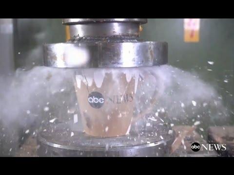 Hydraulic Press Channel Smashes Into YouTube Stardom