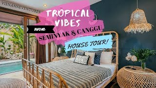 Gambar cover Tropical VIbes AIRBNB in BALI | vienanneventures