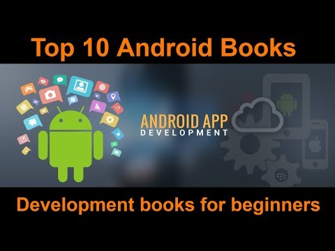 Top 10 Android Books For New Android Developer || Android Programming